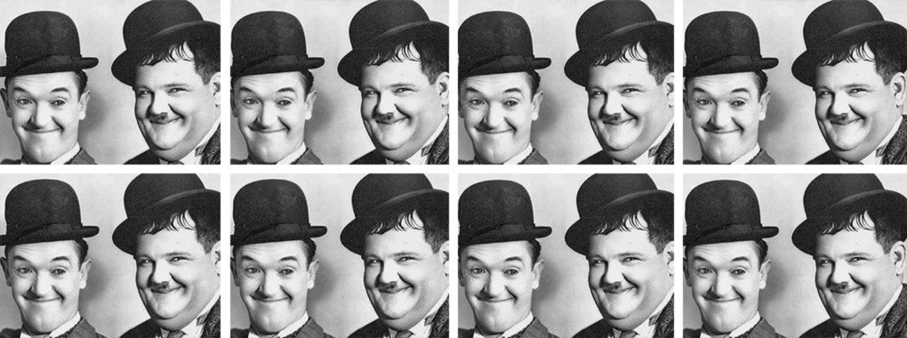 BCF's The Best of Laurel and Hardy